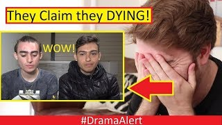Download YouTubers Fake Dying for Views! #DramaAlert SHANE DAWSON EXPOSES Jake Paul! Video