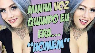 Download COMO ERA MINHA VOZ DE ″HOMEM″ (COMO MUDEI MINHA VOZ) Video