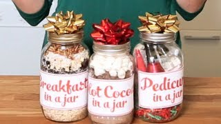 Download The Domestic Geek: Gift In A Jar Ideas! Video