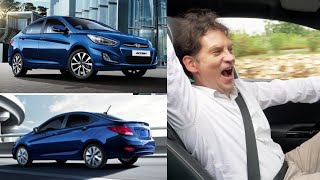 Download 2017 HYUNDAI ACCENT REAL REVIEW DAZZLING BLUE Video
