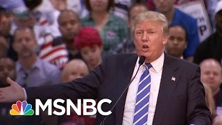 Download Donald Trump Declares War On Bernie Sanders | MSNBC Video