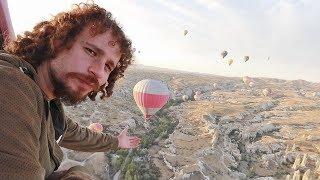 Download ¿Qué se siente volar a 900 METROS en un globo? | Capadocia - Turquía 🇹🇷 Video