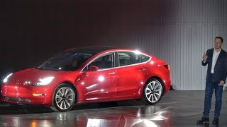 Download Inside Tesla Model 3 V.I.P. Launch Event! Video