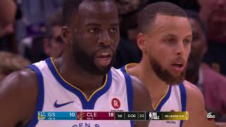 Download NBA Finals - Golden State at Cleveland, Game 3 from 06/06/2018 Video