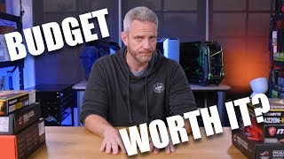 Download Are Budget builds ACTUALLY worth it? Video