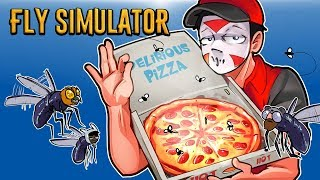 Download Fly Simulator - Infesting the Pizza Shop! FLIES ASSEMBLE! Video