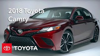 Download 2018 Toyota Camry: Walkaround & Features | Toyota Video