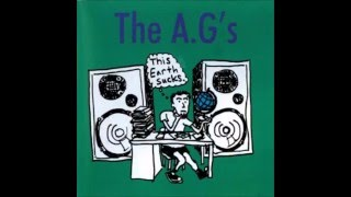 Download The A.G's - This Earth Sucks (FULL ALBUM) 1080P Video