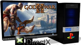Download RPCS3 PS3 Emulator - God of War 2 HD Collection (2009). Ingame. DirectX 12 (Auto LLE). Test #3 Video