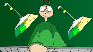 Download SWEEPING TIME - Baldi's Basics animation Video