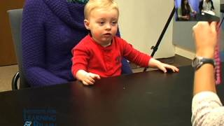 Download Toddlers regulate their behavior to avoid making adults angry Video