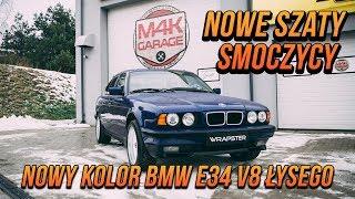 Download Nowe szaty smoczycy. Nowy kolor BMW e34 v8 Łysego Video