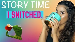 Download STORY TIME: I SNITCHED. Video