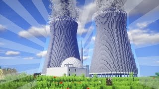 Download How To Build a POWER PLANT in Minecraft (CREATIVE BUILDING) Video