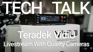 Download How to Livestream to Facebook and YouTube with Teradek VidiU Video