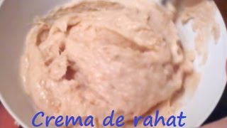 Download Crema de rahat reteta Video