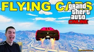 Download GTA 5 ONLINE - RPG vs FLYING CARS Video