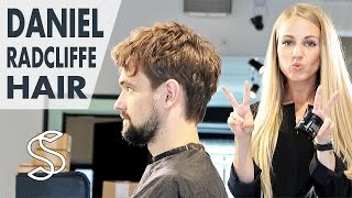 Download Daniel Radcliffe hair 2016 ★ Vanity Fair Italy ★ Men's hairstyle inspiration Video