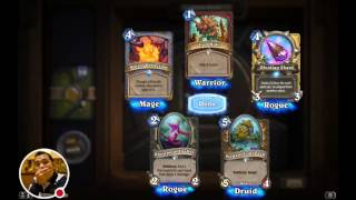 Download Hearthstone: Opening Packs from Journey to Un'goro Video