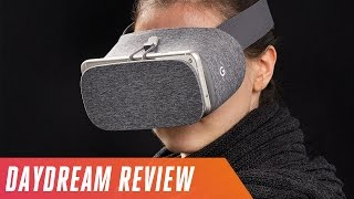 Download Google Daydream View VR headset review Video