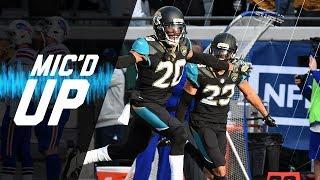 Download Bills vs. Jaguars Mic'd Up ″KB CAN'T Get Open on ME″ (AFC Wild Card)   NFL Sound FX Video