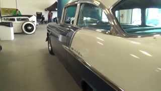 Download Beagle 1955 belair zz454 mini tubbed cool ass street car. Video
