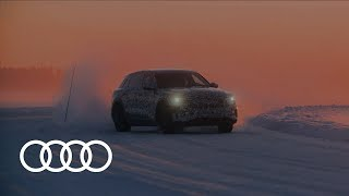 Download Audi e-tron making of – documentary on the electric SUV's development and production Video