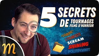 Download 5 SECRETS DE TOURNAGES WTF ! (SPÉCIAL HORREUR) Video