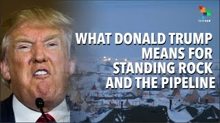 Download What Donald Trump Means For Standing Rock and the Pipeline Video
