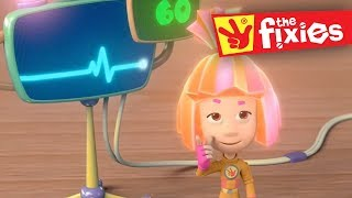 Download The Fixies ★The Lie Detector Plus More Full Episodes ★ Fixies English | Cartoon For Kids Video