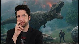 Download Jurassic World: Fallen Kingdom - Trailer Review Video
