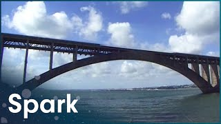 Download How Did They Build That? Concrete Spaces (Full Engineering Documentary) | Spark Video