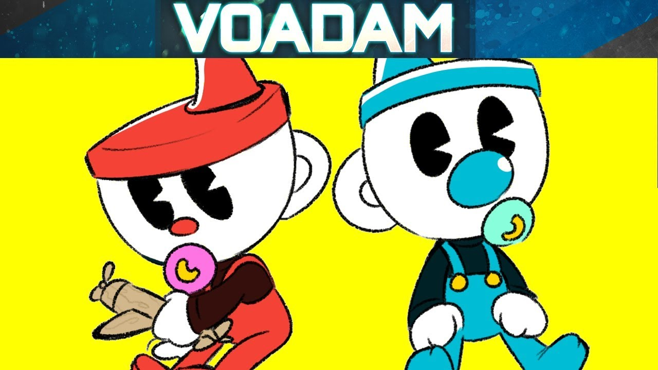 stream  comic dubs  cuphead comic dubs  37