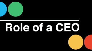 Download Startup CEO: Role of a CEO Video