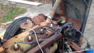 Download 1950 Ford 8n Old Start Video