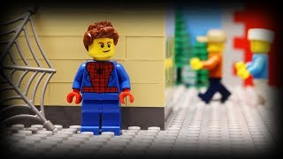 Download Lego Spiderman's Day Off Video