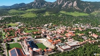 Download CU Boulder Campus Tour Video