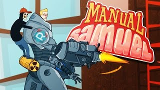 Download Manual Samuel Gameplay - Robot Sam! - Let's Play Manual Samuel Part 3 Video
