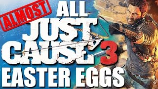 Download All Just Cause 3 Easter Eggs Video