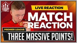 Download Manchester United 2-1 Leicester City | POGBA and SHAW Goals Wins It! Video