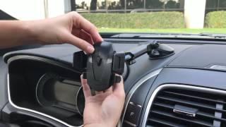Download Spigen Kuel™ AP12T Car Mount Holder Video