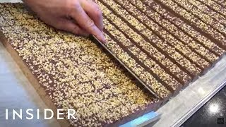Download This is one of the most prestigious chocolate laboratories ever Video