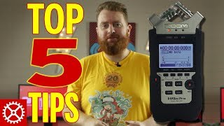 Download Top 5 Ways To Get More from Your Zoom H4n Pro Audio Recorder Video