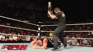 Download CM Punk vs. Paul Heyman: Raw, August 12, 2013 Video