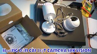 Download ĐẦU CAMERA HIKVISION - HƯỚNG DẪN CÀI ĐẶT - LẮP ĐẶT TRỌN BỘ Video