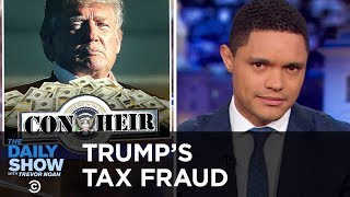 Download Donald Trump's Dodgy Tax History | The Daily Show Video