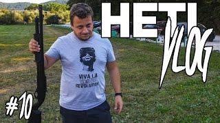 Download SZÉTLŐTTÜNK MINDENT! :D   Heti VLOG #10 Video