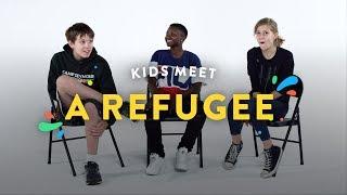 Download Kids Meet A Refugee | Kids Meet | HiHo Kids Video