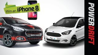 Download Ford Figo S, Abarth Punto : The Cars We Should Be Buying : PowerDrift Video