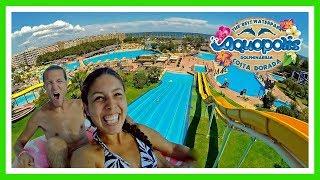 Download Aquopolis Costa Dorada (La Pineda) 2018   España   Spain Video